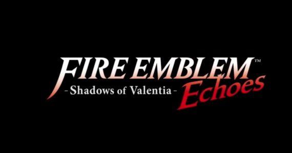 Logo de Fire Emblem Echoes: Shadows of Valentia