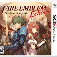 jaquette de Fire Emblem Echoes