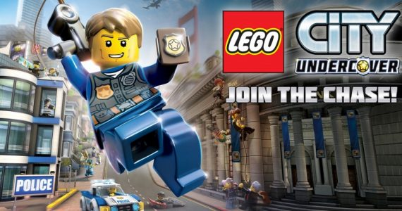 LEGO City Undercover sort sur current-gen au printemps 2017