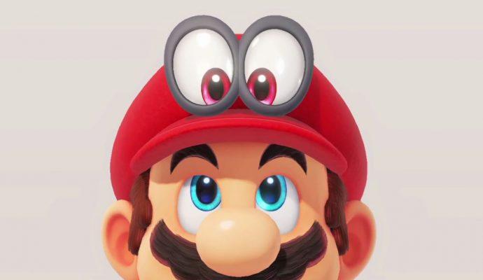 New Super Mario Odyssey