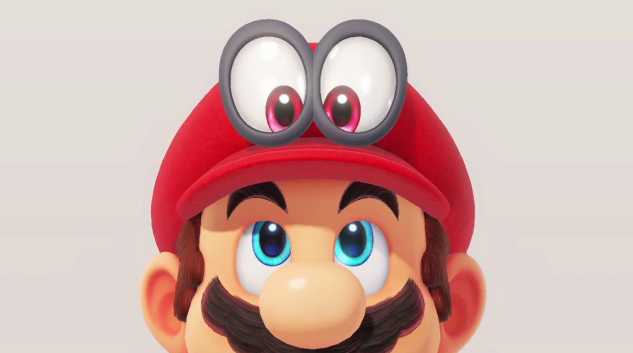 Super Mario Odyssey A Plus Dun Tour Dans Sa Casquette