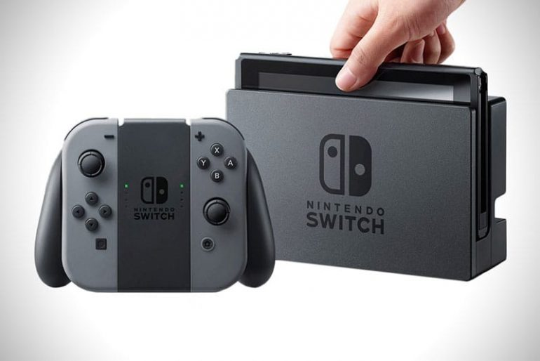 Mise à jour Nintendo Switch patch 3.0.0