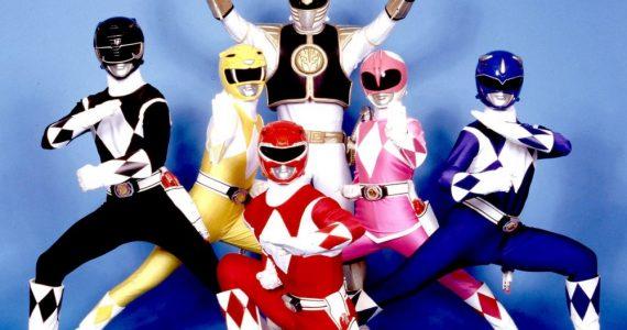 Power Rangers 6 héros