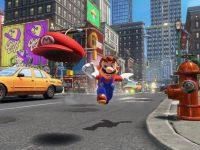 Super Mario Odyssey explorera notre monde