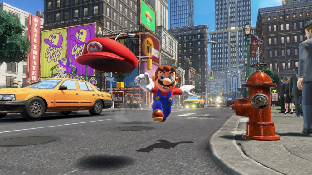 Mario lance sa casquette
