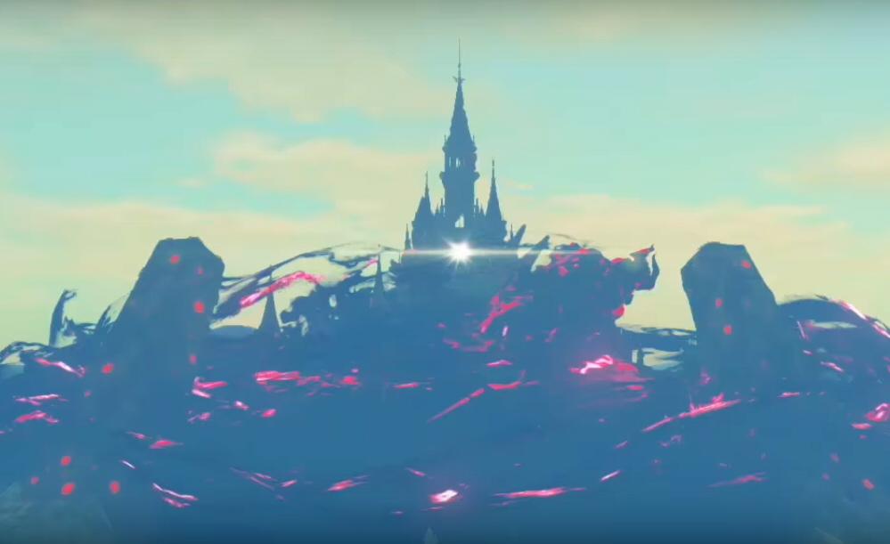 La Calamité de Ganon dans The Legend of Zelda: Breath of the Wild
