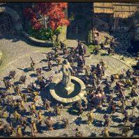 Bataille dans the dwarves