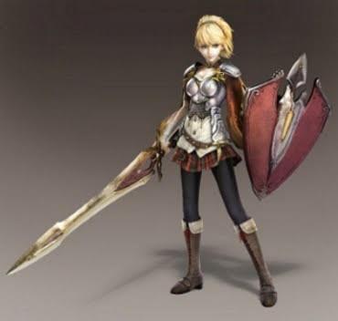 Toukiden 2 Personnages féminin