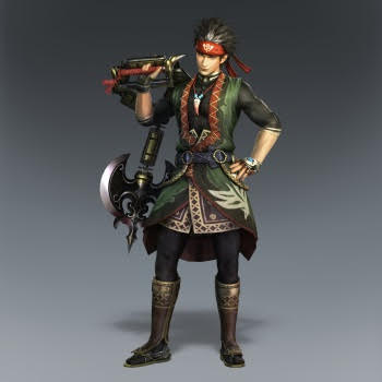 Toukiden 2 Personnages masculin