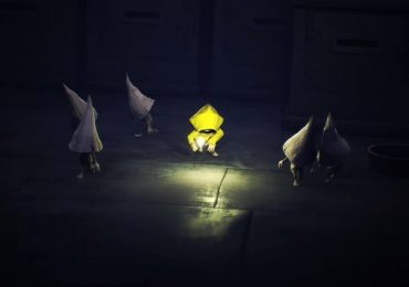 little nightmares-Six