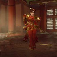 Skin légendaire Overwatch Mei