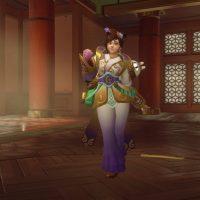 2nd skin légendaire overwatch de Mei