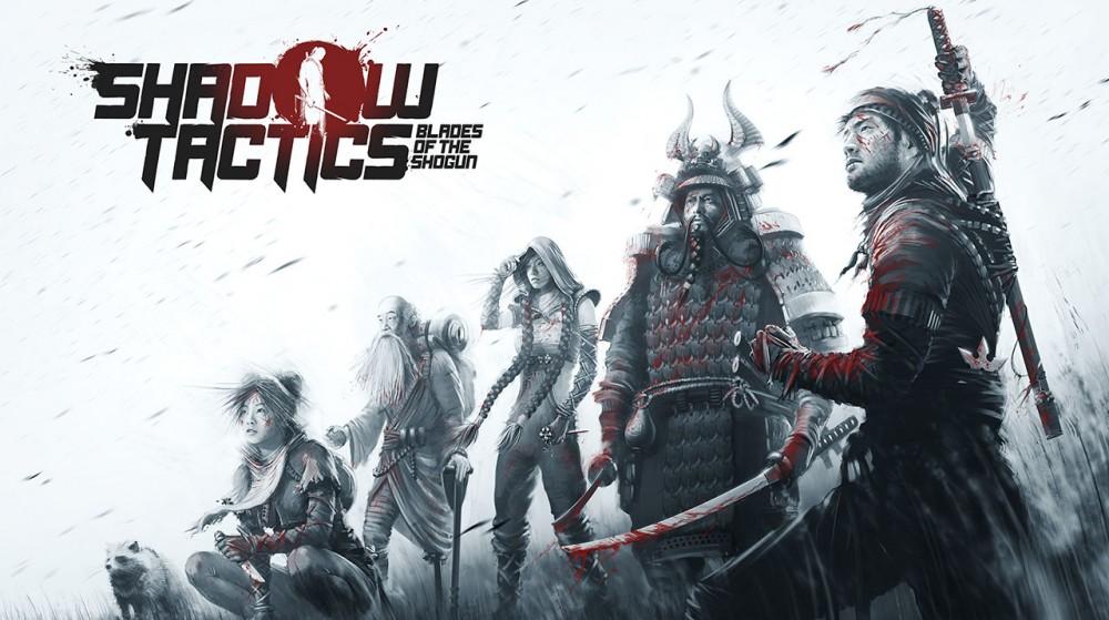 Shadow Tactics: Blades of the Shogun titre