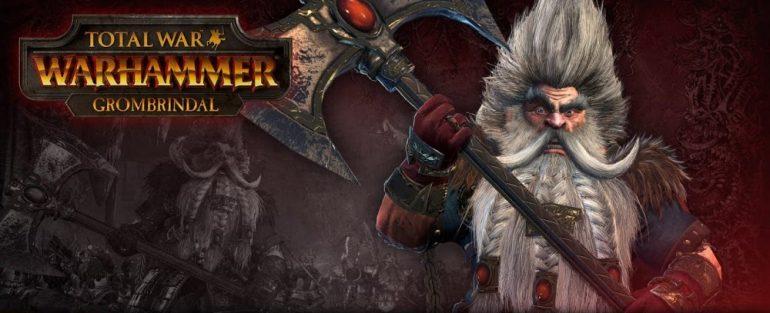 Total War: WARHAMMER- The White Dwarf