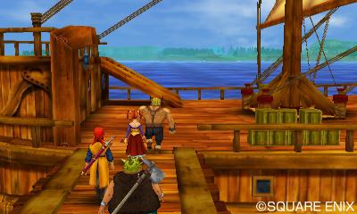 En bateau pour l'aventure