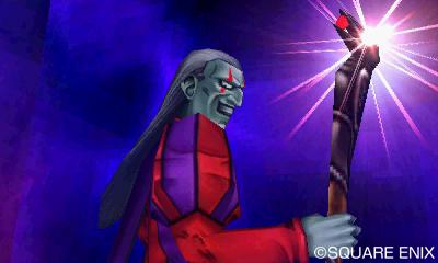 Test Dragon Quest VII: La Quête des Vestiges du Monde - Dhoulmalgus en personne