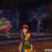 Test Dragon Quest VII: La Quête des Vestiges du Monde - Dans un donjon