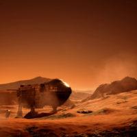 Genesis Alpha One expédition vaisseau