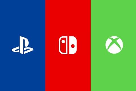 Sorties jeux vidéo PlayStation Nintendo Xbox