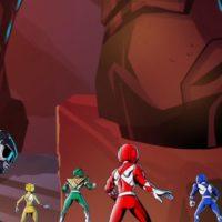 Power Rangers: Mega Battle Ranger vert