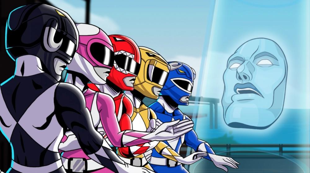 Power Rangers: Mega Battle Zordon