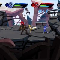 Power Rangers: Mega Battle beat'em up