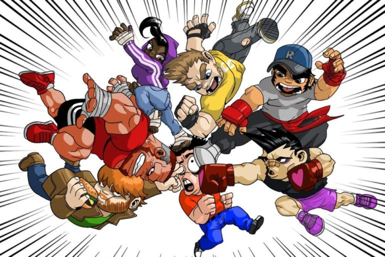 River City Ransom: Underground personnages jouables