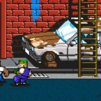 River City Ransom: Underground gang