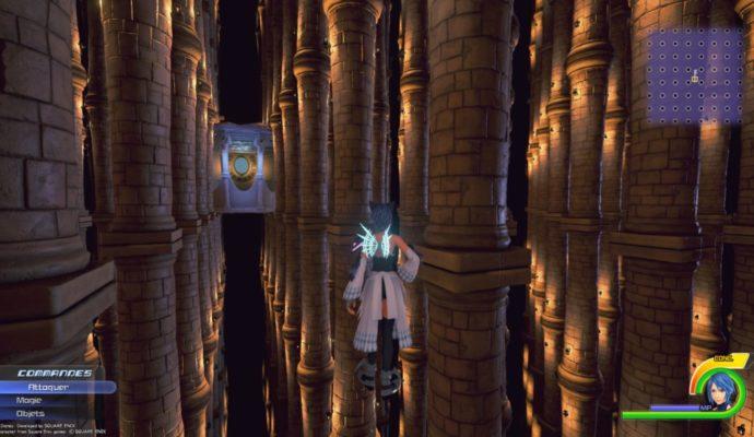 Test Kingdom Hearts HD 2.8 Final Chapter Prologue - Miroir