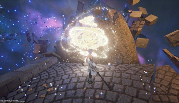 Test Kingdom Hearts HD 2.8 Final Chapter Prologue - Aqua face à l'épreuve du temps
