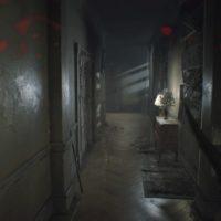 Test Resident Evil 7: Biohazard - Couloir