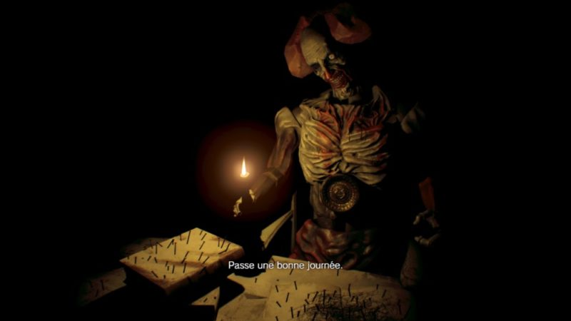 Test Resident Evil 7: Biohazard - Clown
