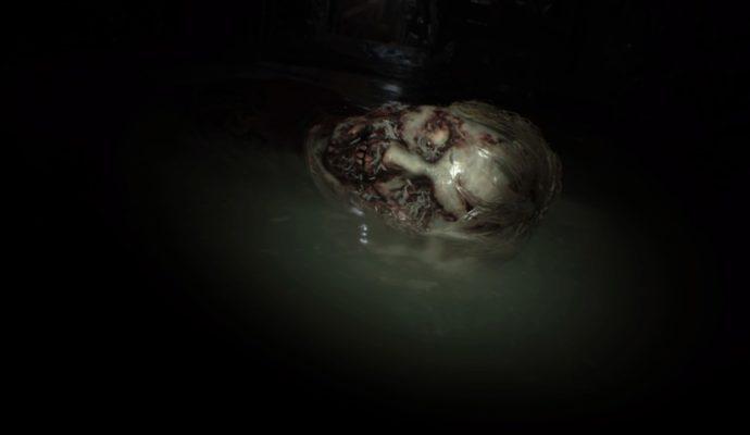 Test Resident Evil 7: Biohazard - Cadavre