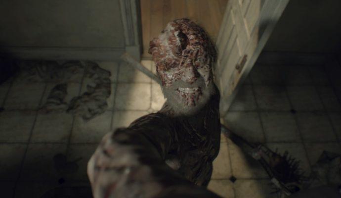 Test Resident Evil 7: Biohazard - Père Baker