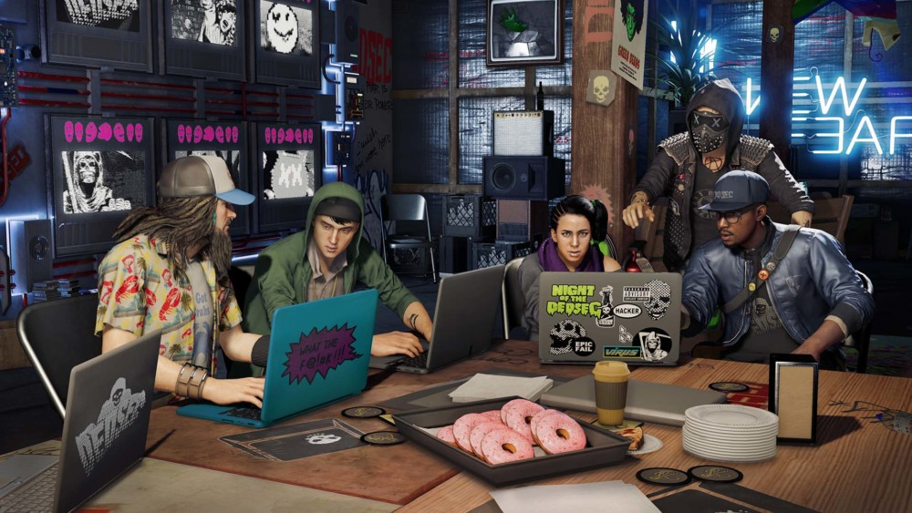 Watch Dogs 2 - DLC Conditions Humaines