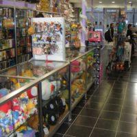 les boutiques de goodies