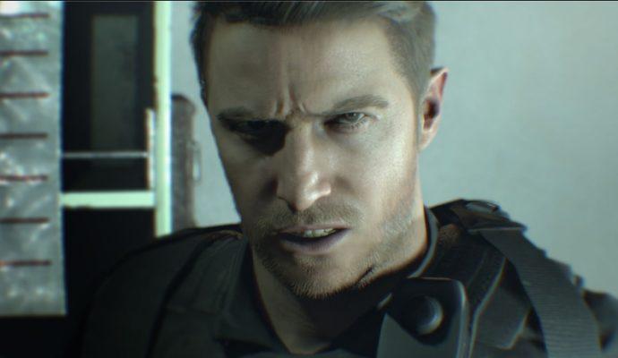 chris redfield sera le personnage jouable de not a hero, le prochain dlc de Resident Evil 7