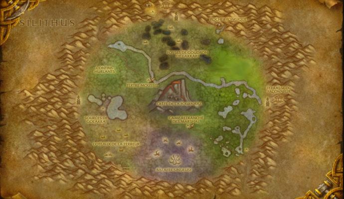 Cratère d'Un'Goro WoW/Hearthstone