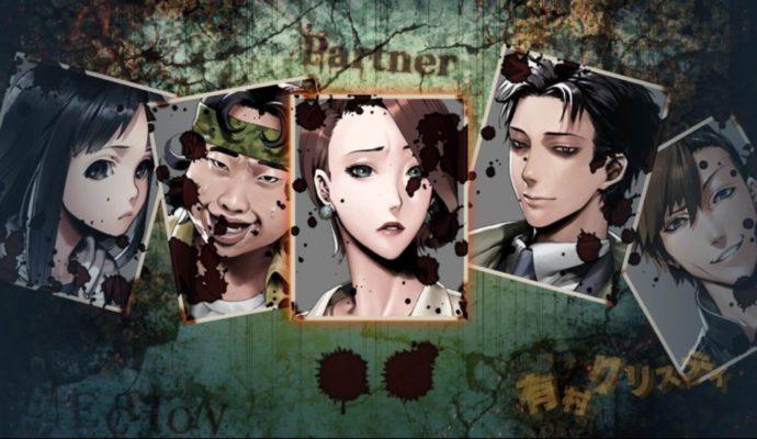 Death Mark personnages secondaires