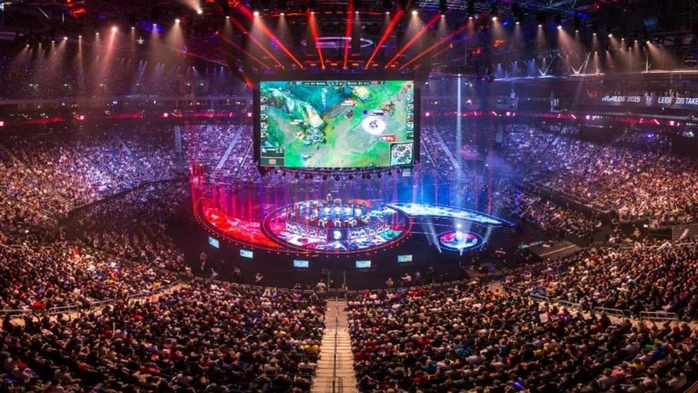 League of Legends-2015WC