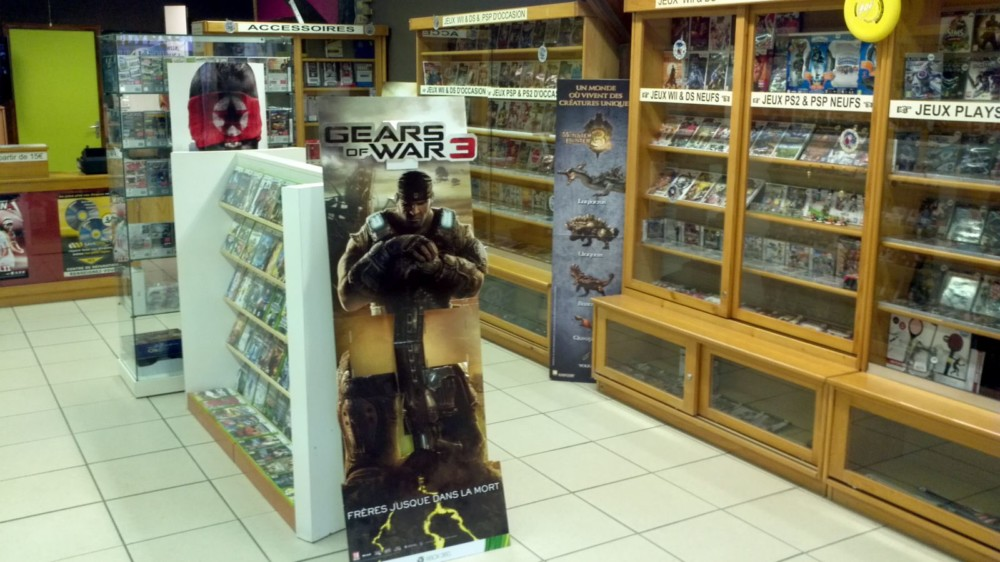 Le sanctuaire des gamers - magasin jeux video