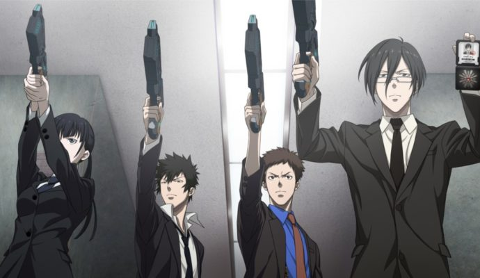 Psycho-pass: Mandatory Happiness personnages