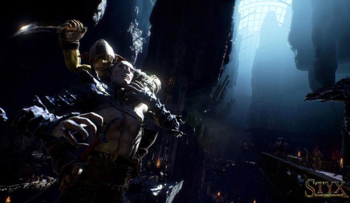 Styx : Shards of Darkness assassinat