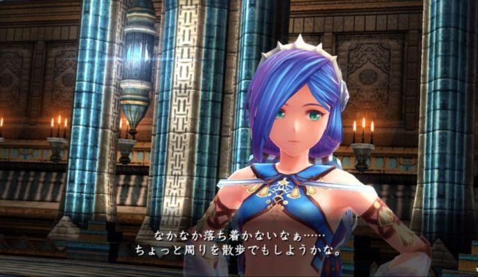 Ys VIII: Lacrima of Dana personnage de Dana