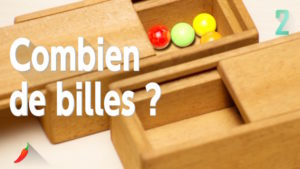 1 2 Switch Combien de billes