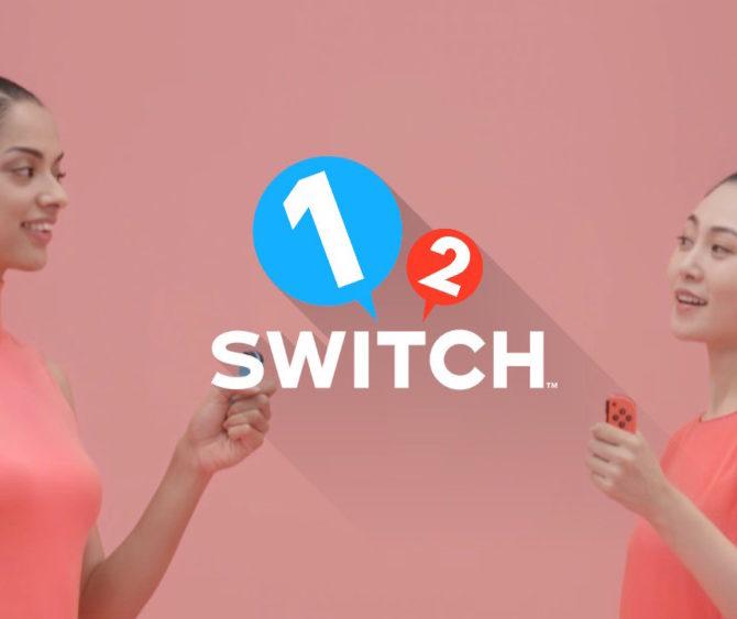 1 2 Switch écran Titre