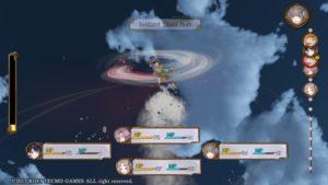 Atelier Firis: The Alchemist and the Mysterious Journey combat spéciaux