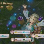 Atelier Firis: The Alchemist and the Mysterious Journey combat firis