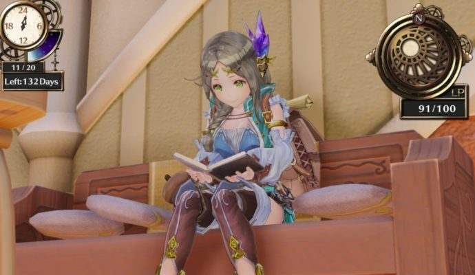 Atelier Firis: The Alchemist and the Mysterious Journey Apprentissage