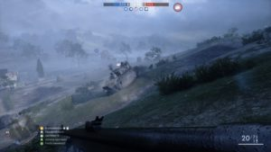 Battlefield 1 - They Shall Not Pass - Char 2C